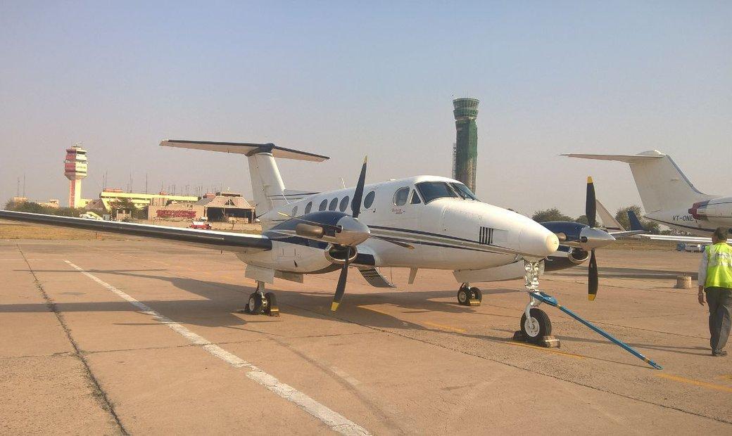 2012 King Air B250