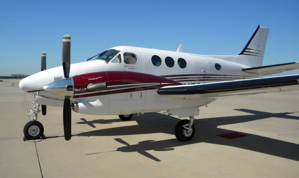 2008 Beechcraft King Air C90GTi