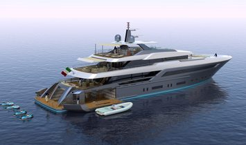 """ACER 154' 3"""" (47.00m) Hull #1 Concept Yacht 2022"""