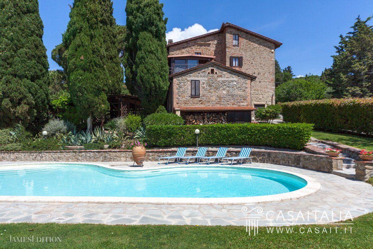 Villa in Passignano sul Trasimeno, Umbria, Italy 1 - 10009245