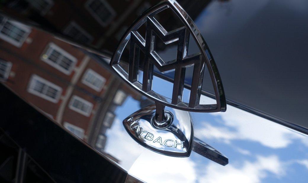 Brand New Maybach 57S