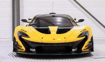 2017 McLaren P1 GTR rwd