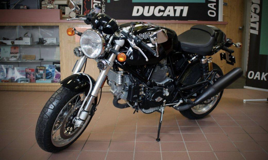 2009 Ducati Sport Classic 1000 Black (SOLD)