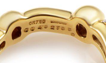 Boucheron Boucheron 18K Yellow Gold Diamond Band Ring 26350413