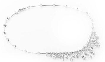 Salvini Salvini 18K White Gold Diamond Necklace