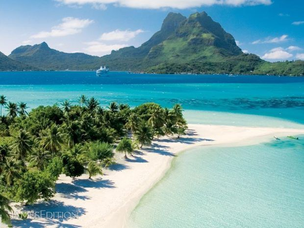 Tahiti, Society Islands & Tuamotus (10063356)