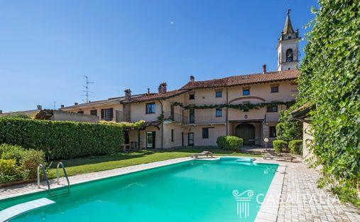 Villa in Garbagna Novarese, Piemonte, Italy