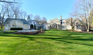 Estate in Saddle River, New Jersey, United States 1