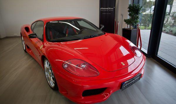 Ferrari 360 Challenge Stradale For Sale Jamesedition