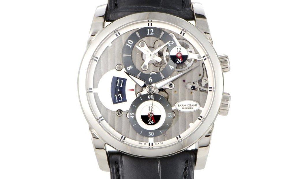 Parmigiani Fleurier Tonda Hémisphères Automatic Watch PFC231-1200300