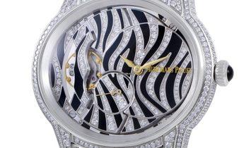 Audemars Piguet Millenary Women's Manually Wound Watch 77249BC.ZZ.A102CR.01