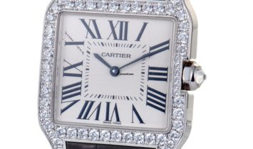 Cartier Santos Dumont Small Watch WH100251