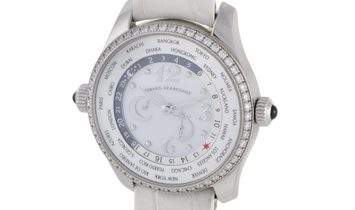 Girard Perregaux Girard Perregaux Girard-Perregaux WW.TC Ladies Automatic Watch 49860D11A761-BK7A