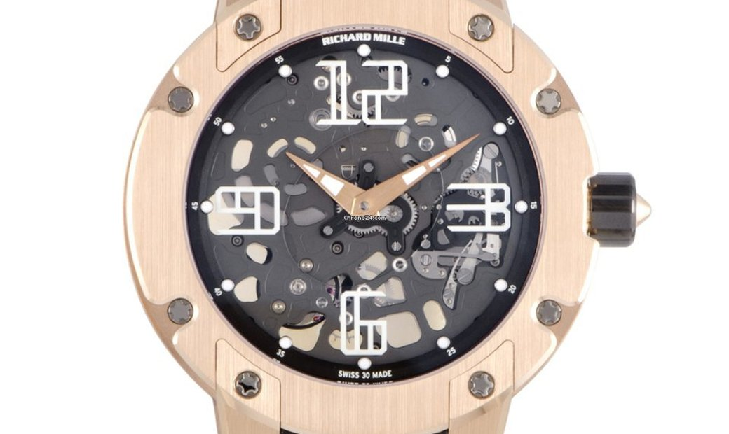 Richard Mille Extra Flat Automatic RM 033 RG A