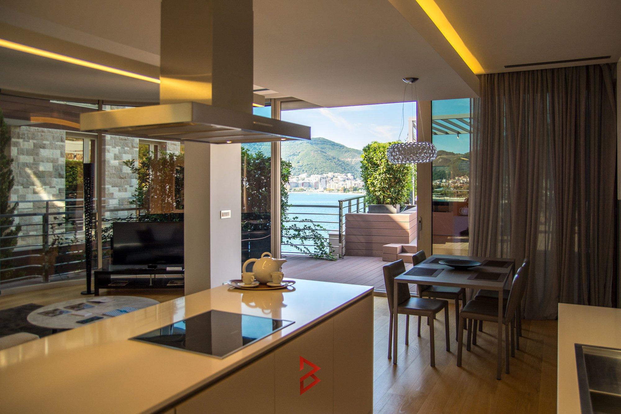 Apartment in Budva Municipality, Montenegro 1