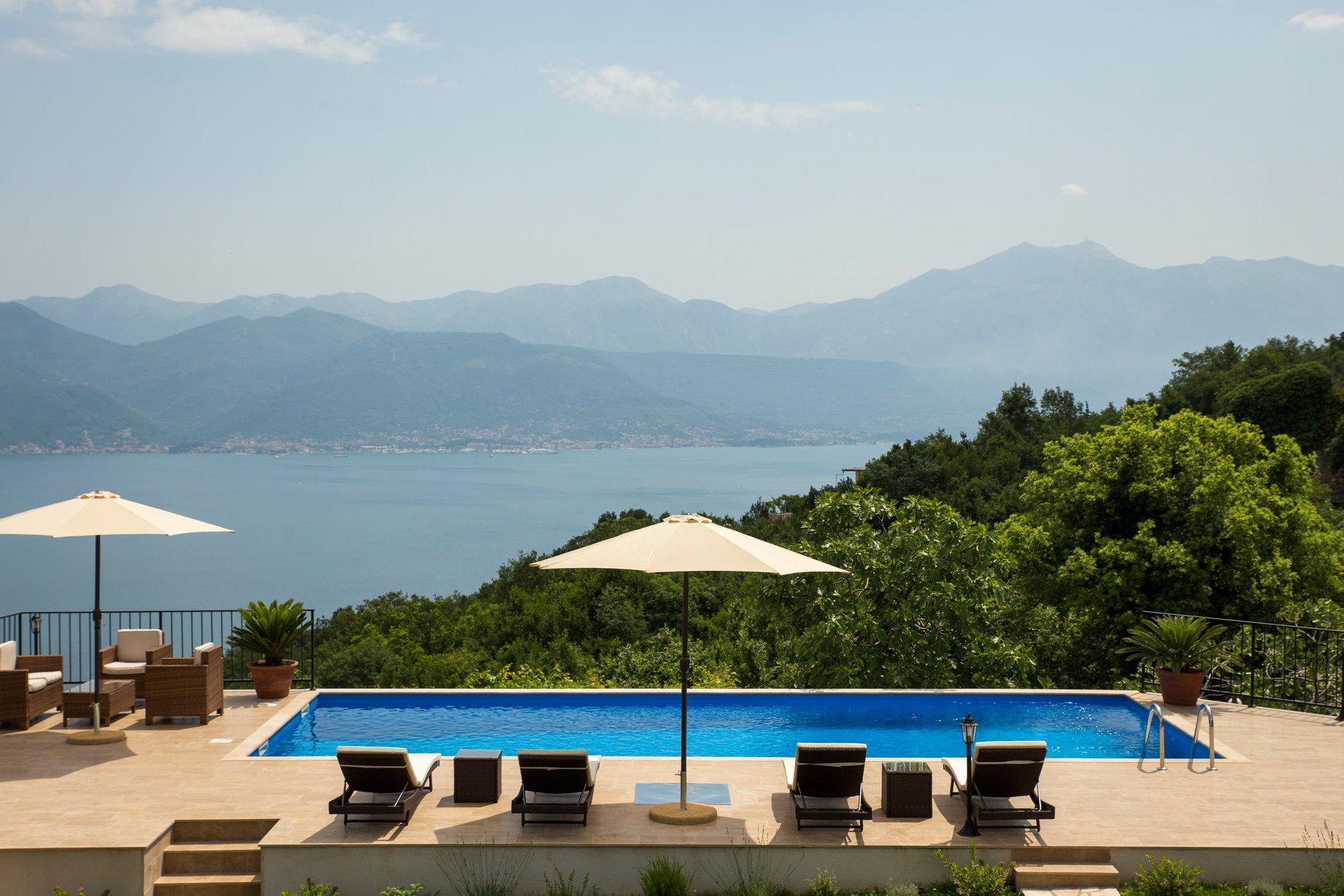 Villa in Herceg Novi Municipality, Montenegro 1