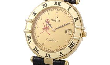 Omega Omega Vintage Khanjar Constellation Date Quartz 31mm Watch