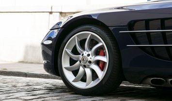 Mercedes-Benz SLR Roadster