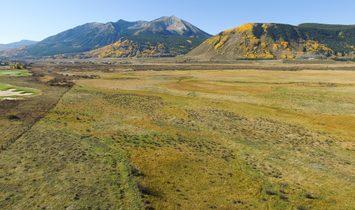 Terrain à Aspen, Colorado, États-Unis 1