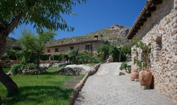 Country Estate On A Large Plot In Andratx