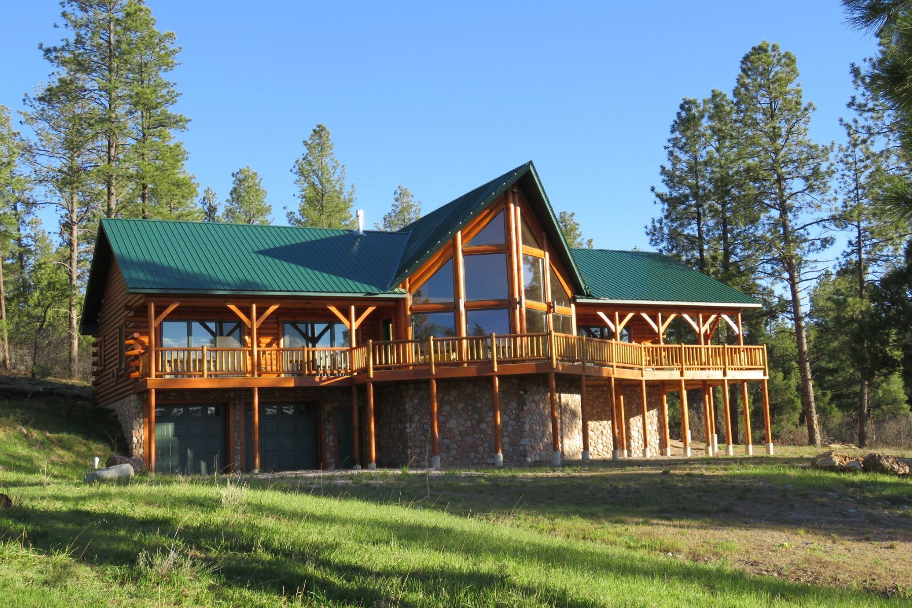 House in Chama, New Mexico, United States 1