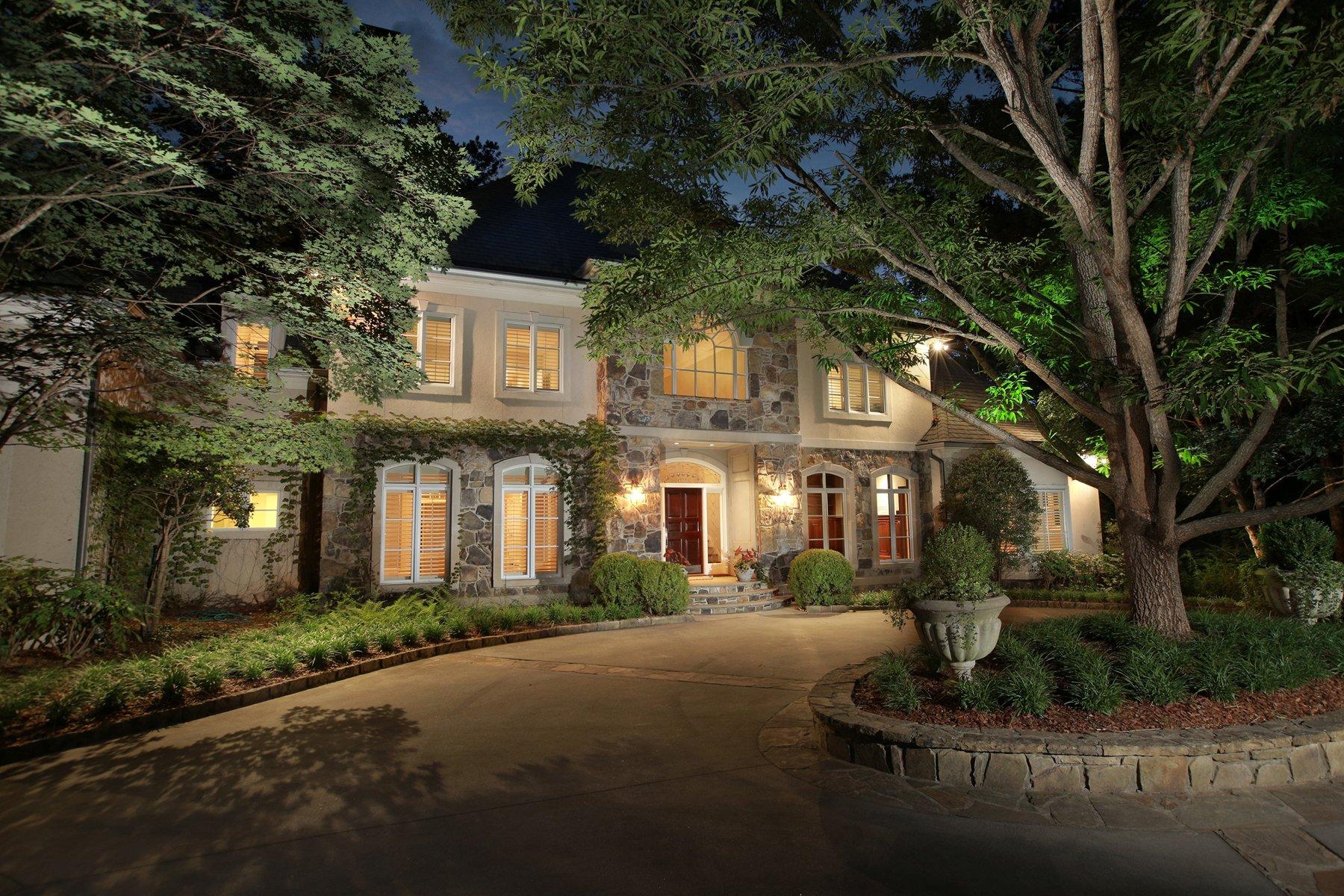 House in Roswell, Georgia, United States 1