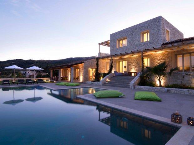 House in Kassiopi, Greece 1