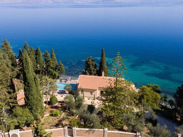 House in Benitses, Corfu, Greece 1
