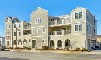 Condominio a Margate City, New Jersey, Stati Uniti 1
