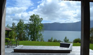 Exclusive Lake Side Property, Private Beach.