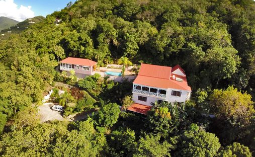 Chalet in Tortola, British Virgin Islands