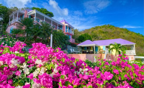 House in Tortola, British Virgin Islands