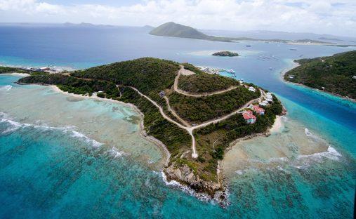 Land in Other Islands, British Virgin Islands