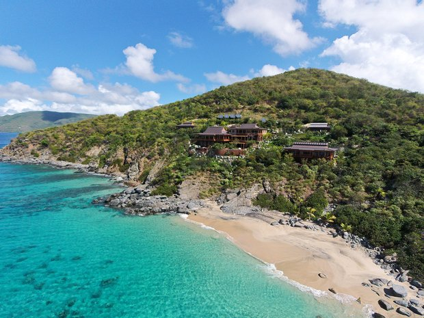 House in Virgin Gorda, British Virgin Islands 1