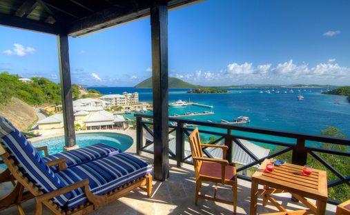 House in Road Town, Tortola, British Virgin Islands