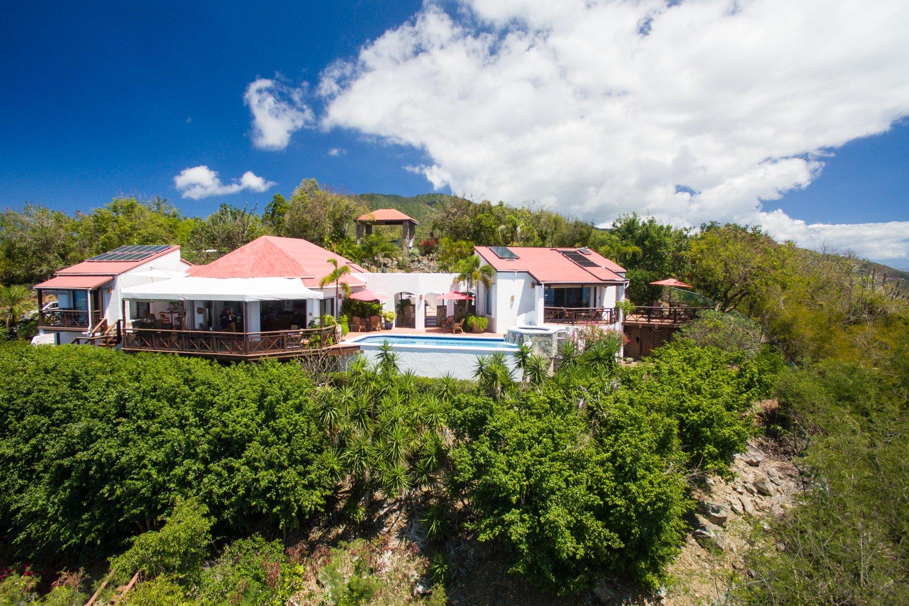 House in Boway, Tortola, British Virgin Islands 1