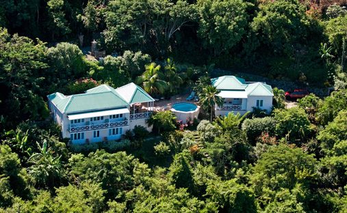 House in Belmont, Tortola, British Virgin Islands