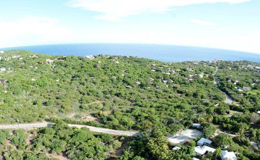 Land in Virgin Gorda, British Virgin Islands