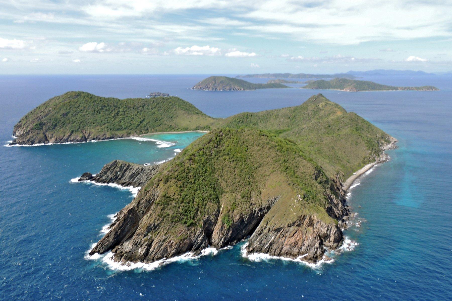 Private Island in Tortola, British Virgin Islands 1
