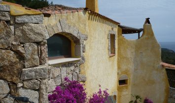 Porto Cervo Pantogia Beautiful Villa On The Pantogia Hill