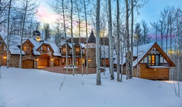 House in Edwards, Colorado, United States of America