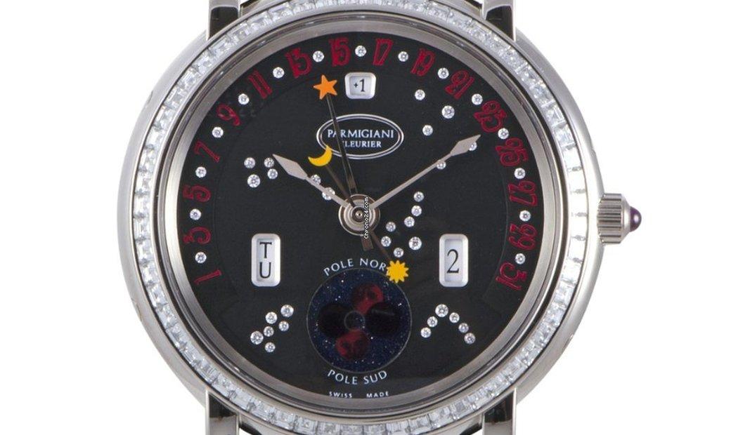 Parmigiani Fleurier Parmigiani Toric Retrograde Perpetual Calendar Watch PF011589.01