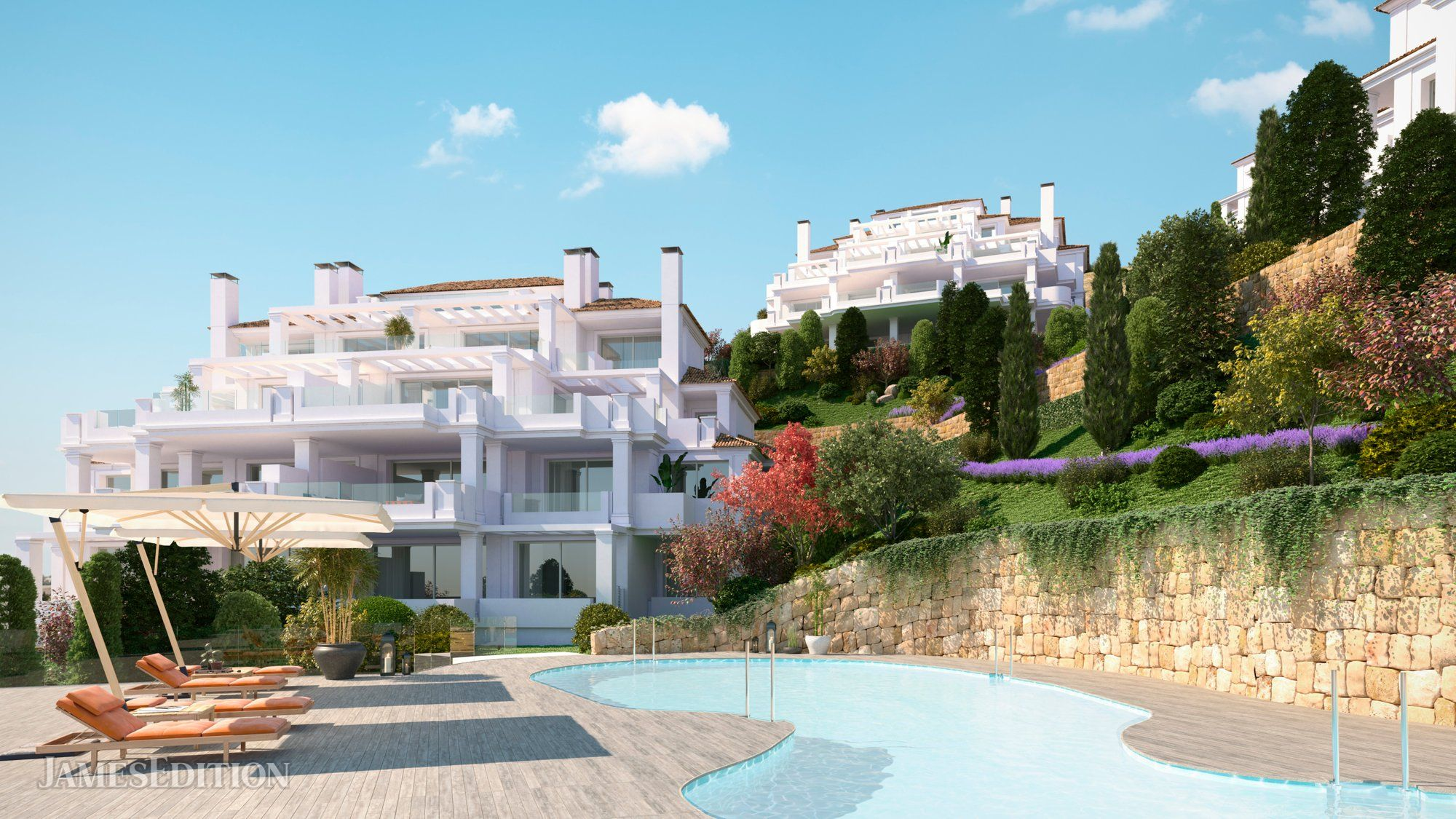 New Luxury Penthouse Apartment in Marbella. in Marbella ...