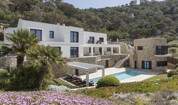 Sea Front Villa In Andratx