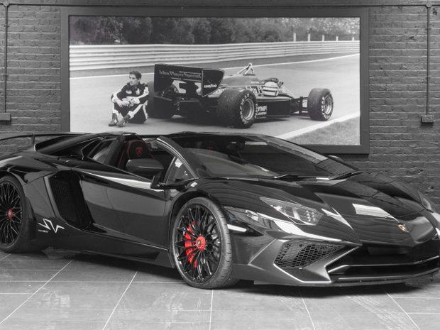 2016 Lamborghini Aventador awd (10248535)