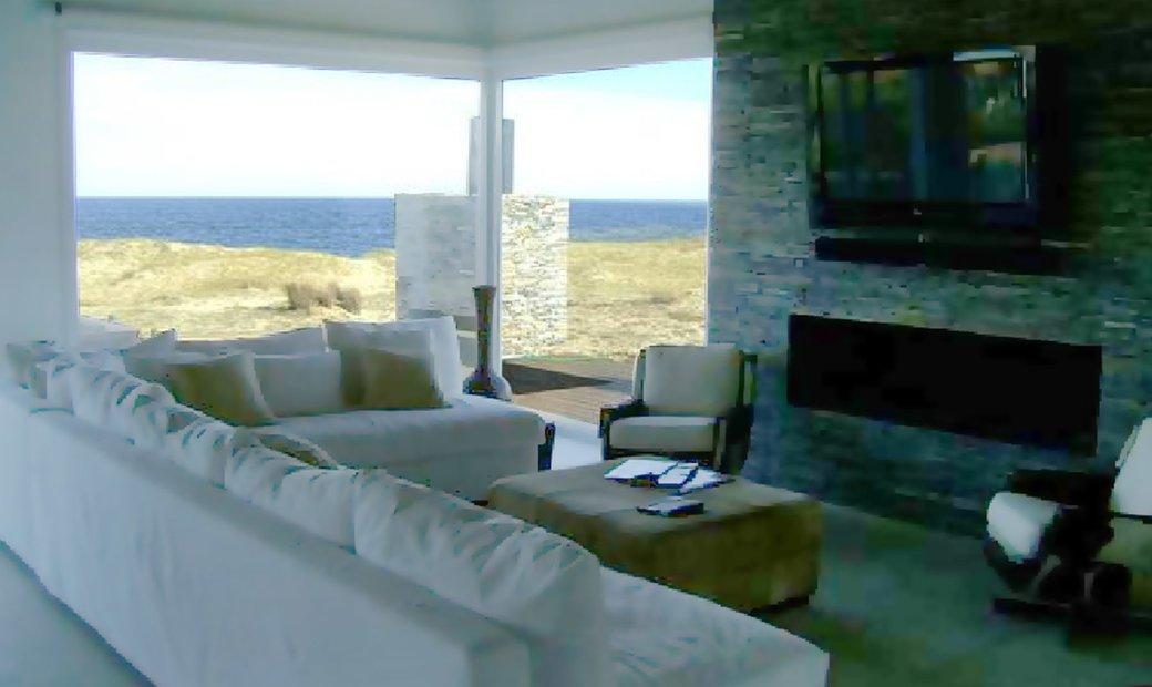 Modern Two Story Beach House