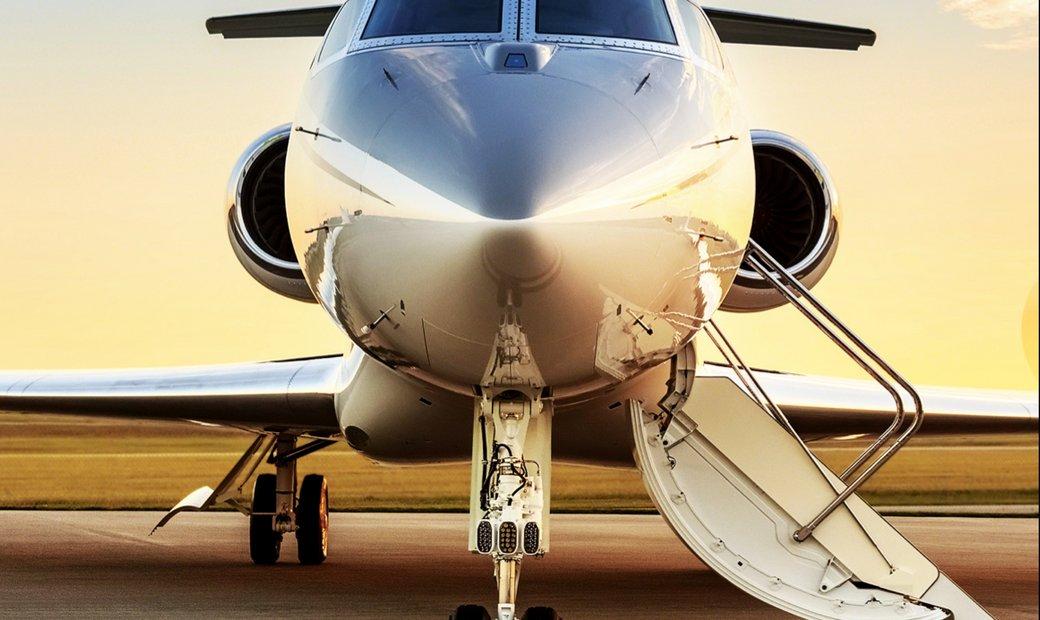 Gulfstream G550 Opportunity