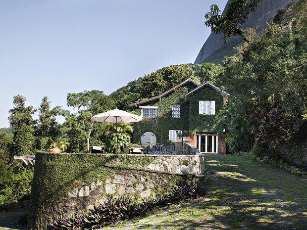 House in São Conrado, State of Rio de Janeiro, Brazil 1