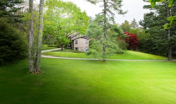 The 'Beasley' House, Country Compound In The Heart Of The Berkshires