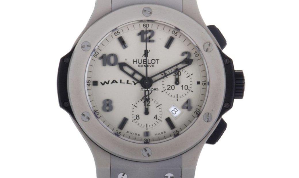 Hublot Big Bang Mag Bang Wally 320.UI.5510.RX